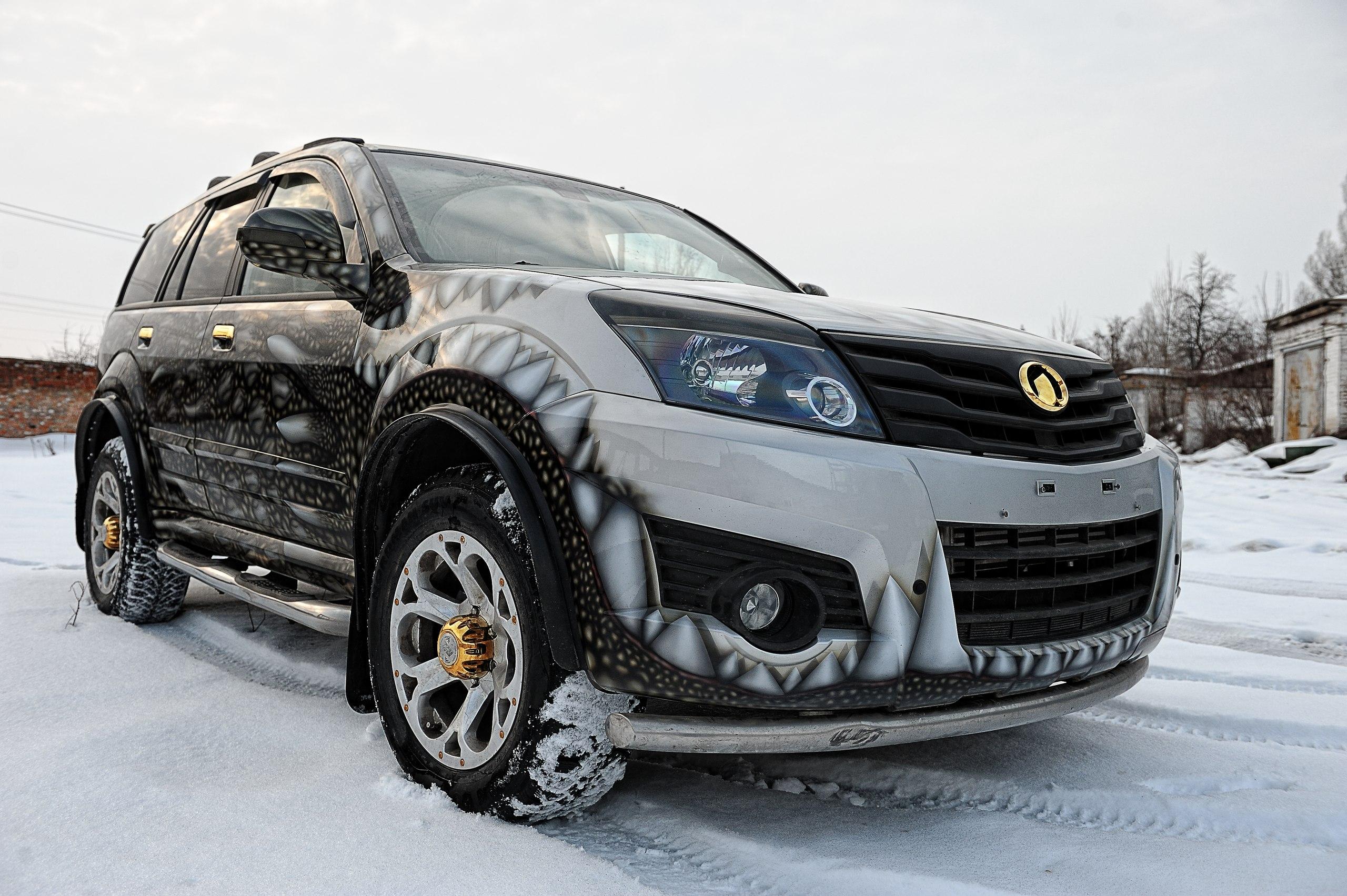 Тюнинг автомобиля Great Wall Hover